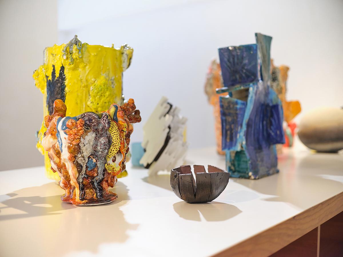 "8 — A Group Exhibition of Contemporary Ceramics"" | Taka Ishii"
